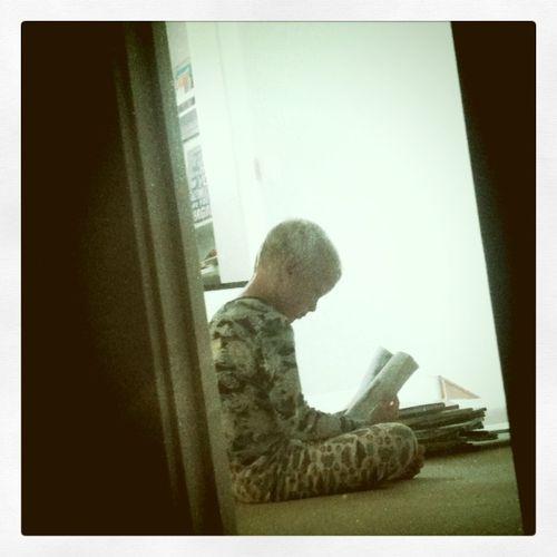 Jack reading2